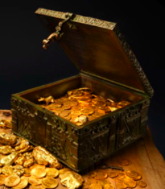 Forrest Fenn's Treasure Chest Awaits You!
